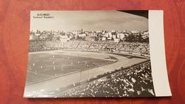 Bucharest Central Stadium / Stade. 1970s - Stadien
