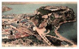 Monaco , Aerial View Of La Principaute - Panoramic Views
