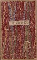 HARZE Vers 1900 + Chevron Werbonmont Lorcé - Cartes Géographiques