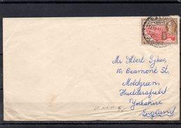 GOLD COAST 13/4/51? - Côte D'Or (...-1957)