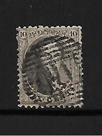 België Medaillons  10 Cent Stempel MV - 1863-1864 Medallions (13/16)