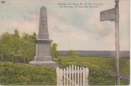 57 -FLAVIGNY ENTRE GORZE ET REZONVILLE - MONUMENT OSTFRIES. INF. RGT N° 78 - Francia