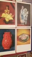 Peking / Beijing - Museum Of Traditional Trade - 7 PCs Lot - CHINA Postcard   - Old PC 1950s - Cina