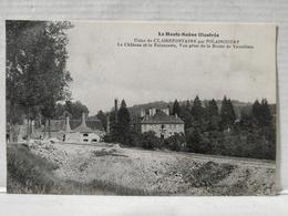 Clairefontaine. Faiencerie. Vue Prise De La Route De Vauvillers - Sonstige Gemeinden
