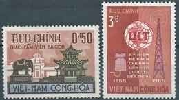 Vietnam Del Sud - South Vietnam CONG.HOA 1964/1965, Stamps MNH - Viêt-Nam