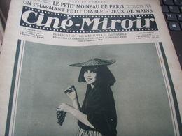 CINE MIROIR /PAULINE PO AJACCIO  MISS FRANCE /RUCHE /DANIEL MENDAILLE /FRANCE DHELIA ST LUBIN VERGONNOIS - Livres, BD, Revues