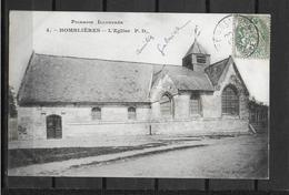 02 HOMBLIERES EGLISE - Other Municipalities
