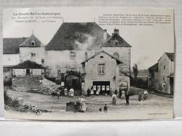 Francalmont. Château - Francia