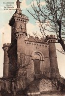 Saint Ambroix - Chapelle Notre Dame De Dugas - Saint-Ambroix