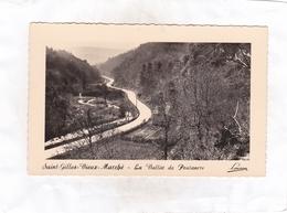 Carte Photo: 14 X 9  -  Saint-Gilles-Vieux-Marché  -  La  Vallée  De  Poulancre - Saint-Gilles-Vieux-Marché