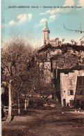 Saint Ambroix - Quartier De La Chapelle De Dugas - Saint-Ambroix