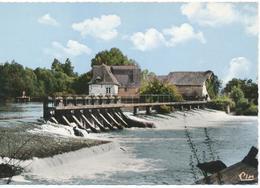 LE LUDE (72.Sarthe) Le Barrage De Malidor - Frankreich