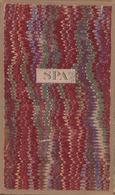 SPA Vers 1900 + La Reid Creppe Theux Polleur - Cartes Géographiques