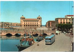 SIRACUSA  - Ponte Umberto E Palazzo Delle Poste - Siracusa