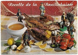 Recette De La Bouillabaisse (2 Scans) - Recettes (cuisine)