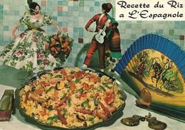 Recette Du Riz à L'espagnole (2 Scans) - Recettes (cuisine)