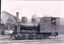 Allemagne, Chemin De Fer, Franzburger Kreisbahnen. Barth, Photo 1934 Retirage FKB 606.10 - Germania