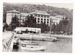 1963 YUGOSLAVIA, SLOVENIA, PORTOROZ, HOTEL PALACE, SPECIAL CANCELLATION, ADRIATIC PARACHUTE CUP, - Yugoslavia