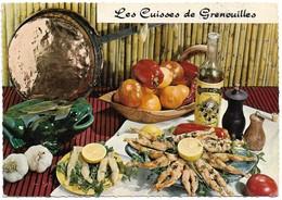 Recette Des Cuisses De Grenouilles à La Provençale (2 Scans) - Recettes (cuisine)