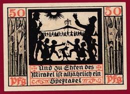 Allemagne 1 Notgeld 50 Pfenning Stadt Naumburg Dans L 'état   Lot N °4392 - [ 3] 1918-1933 : République De Weimar