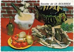 Recette De La Bourride (2 Scans) - Recettes (cuisine)