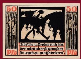 Allemagne 1 Notgeld 50 Pfenning Stadt Naumburg Dans L 'état   Lot N °4394 - Collections