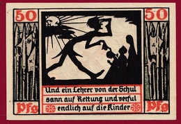Allemagne 1 Notgeld 50 Pfenning Stadt Naumburg Dans L 'état   Lot N °4396 - Collections