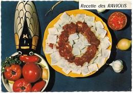 Recette Des Raviolis (2 Scans) - Recipes (cooking)