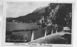 AK 0292  Achensee - Strassenmotiv Mit Seehof / Tiroler Kunstverlag Ca. Um 1930 - Achenseeorte