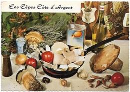 Recette Des Cêpes Côte D'argent (2 Scans) - Recettes (cuisine)