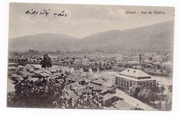 04.07.1913 MACEDONIA, SKOPJE- USKUB TO BELGRADE, SERBIA, BALKAN WARS, MILITARY POST, SUPREME COMMAND - Macedonia