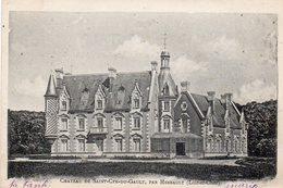 Château De Saint-Cyr Du Gault  Par Herbault - Herbault