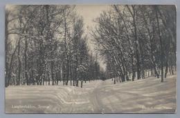 NO.- TROMSO. LANGNAESBAKKEN. NOORWEGEN. 1927. Photo: ENERET T. HOEGH. - Noorwegen