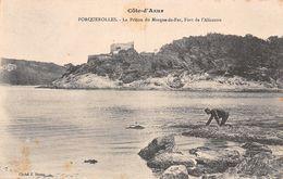 Porquerolles La Prison Du Masque-de-Fer, Fort De L'Alicastre - Non Circulé - Porquerolles