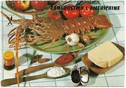 Recette De La Langouste à L'américaine (2 Scans) - Recettes (cuisine)
