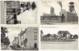 Limbourg Winterslag Charbonnage  4 CARTES  Nels Imp. Concordia - Genk