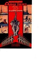 Cirque Amar Programme Foix (Ariège) 1935 - Programmi