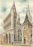 21 Dijon L'Eglise Notre Dame (2 Scans) - Dijon