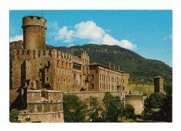 TRENTO  (TN)  :  Castello Del Buonconsiglio  - Cartolina  NON  Viaggiata  Anni  70 - Trento