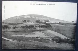 CPA 29 MENEZ HOM - RARE - Les Montagnes Noires  -  Villard 345 Précurseur - Réf. M 40 - Plomodiern
