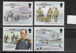 British Antarctic Territory 1987 Captain Scott's Arrival MNH CV £3.95 - Unused Stamps