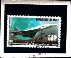 6394b) Mali 1988 1109 C543 15th Ann 1st Transatlantic Flight Concorde AEREO. -USATO - Mali (1959-...)