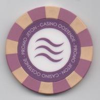 Jeton De Casino Oostende : Promo Jeton (Valeur 5€) - Casino