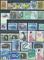 Giappone - JAPAN - Mixed Lot From 1985 , Used - 1926-89 Imperatore Hirohito (Periodo Showa)