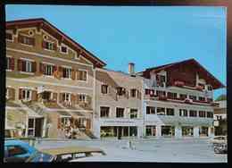 FIEBERBRUNN Tirol - HOTEL EDER -   Vg A2 - Fieberbrunn