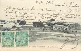 "CPA MADAGASCAR ""Tamatave, L'ancien Fort Hova"" - Madagascar"
