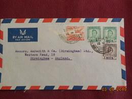 Lettre De 1951 à Destination De Birmingham - Iraq