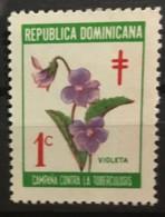 DOMINICAN REPUBLIC - MNH** - 1968 - # RA45 - Dominican Republic