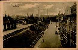 HONIGSHUTTE..BAHNHOF...CPA - Allemagne