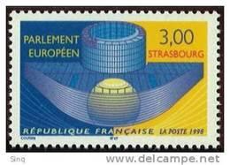 N° 3206  Parlement Européen, Faciale 3,00 F - France